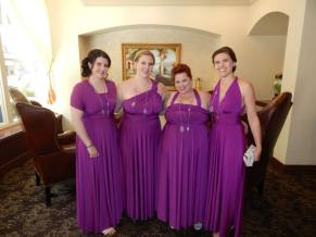 Fellow Bridesmaids