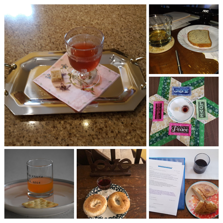 CFC Home Communion Collage 1