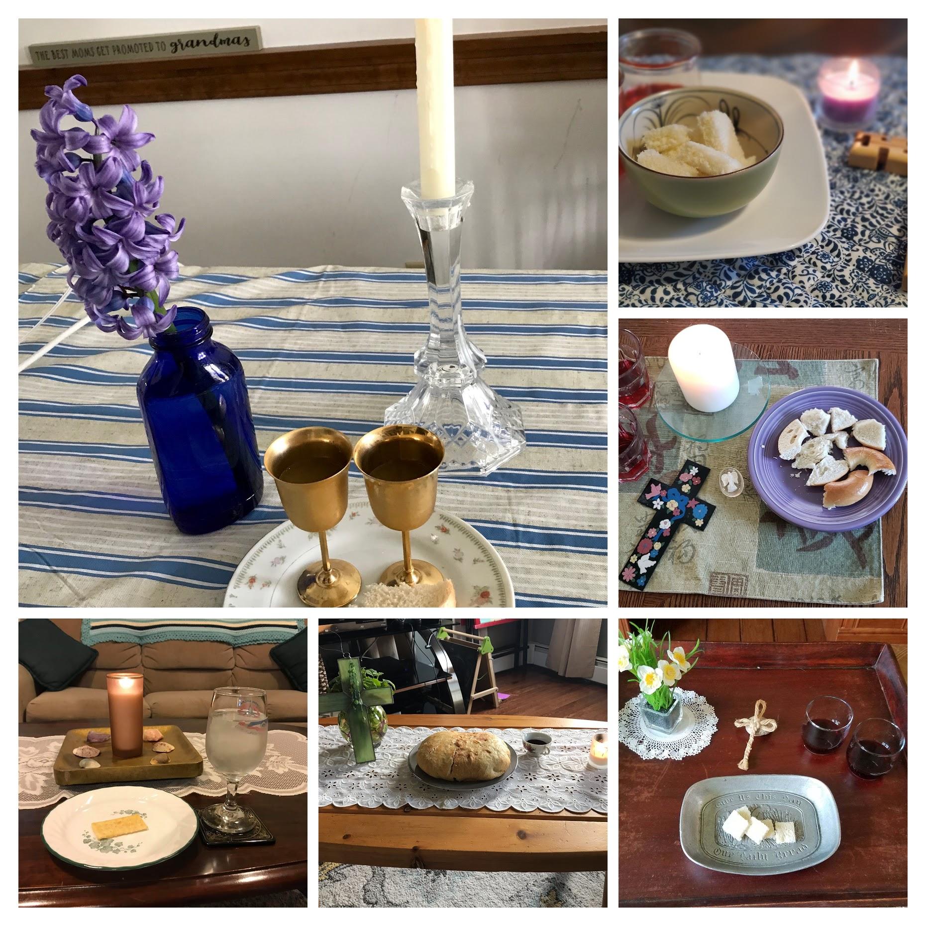 CFC Home Communion Collage 2